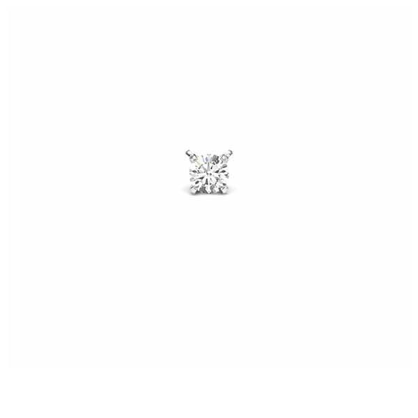 Anhänger in Weißgold 585 mit zus. 0,15 ct. Brillant tw, si von acredo - A-11L96E-W5-1TCLGHZ