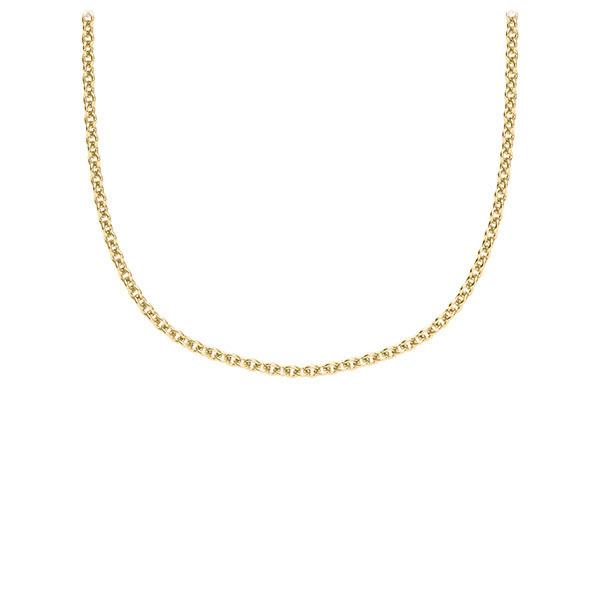 collier in geelgoud 14 kt. van acredo - A-11JP70-G5
